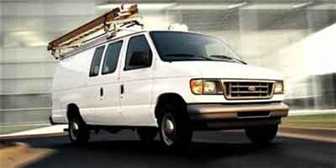 ford econoline cargo van dimensions iseecarscom