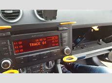 Audi A3 8P 8PA USB + Bluetooth nachrüsten Chorus