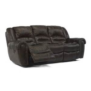 flexsteel latitudes crosstown 1210 62p power reclining sofa johnny janosik reclining sofas