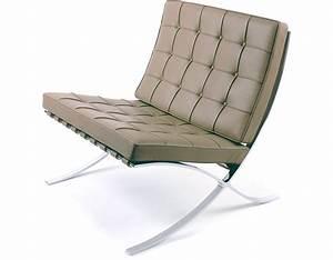 Mies Van Der Rohe Chair : barcelona chair chrome plated ~ Watch28wear.com Haus und Dekorationen