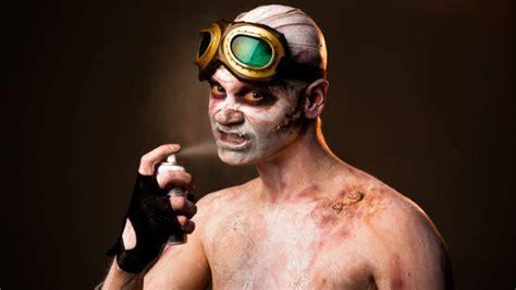 diy nux costume  mad max fury road halloween