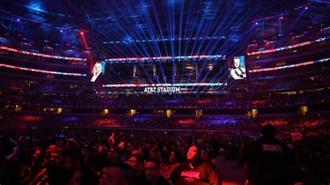Wwe Sets All Time Attendance Record