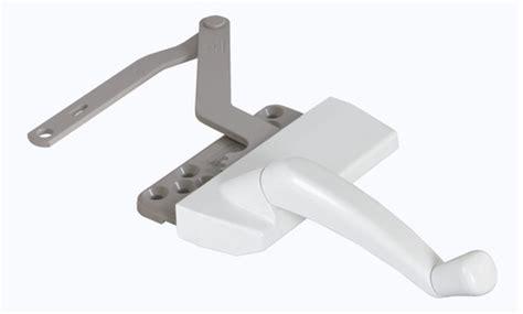 split arm casement window operator pgt casement awning parts truth window hardware