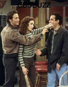 Wings: Steven Weber, Amy Yasbeck and Tony Shalhoub ...
