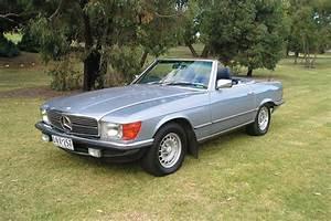 Mercedes-benz 380sl Convertible Auctions - Lot 511