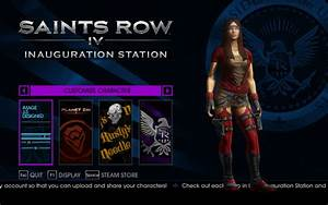 Create Your Saints Row IV Character Early with ...