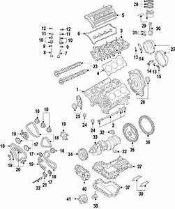 Audi 06e103171bd Genuine Oem Flange