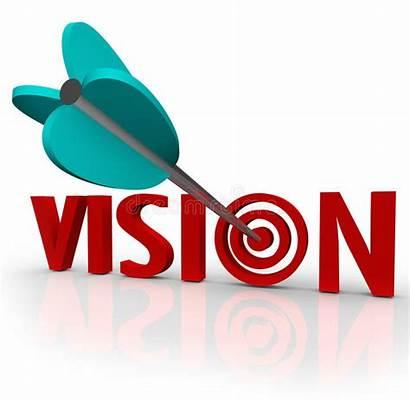 Vision Word Eye Clipart Arrow Clip Foresight