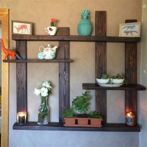 wood bench with storage pallet shelves with wall decor pallet wood projects