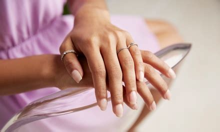 bio gel nail extensions packages savage nails groupon