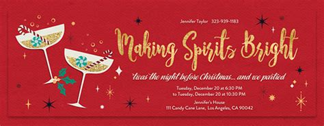 office holiday party  invitations evitecom
