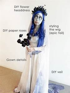 oishari!: DIY Corpse Bride Cosplay