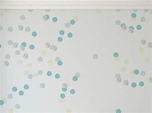 Papier Peint Bleu Canard : couleur chambre d 39 enfant chaque tendance sa d co ~ Farleysfitness.com Idées de Décoration