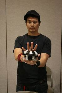 Johnny Yong Bosch - High quality image size 1500x2250 of ...