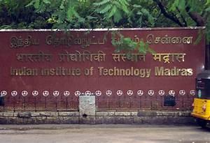 IIT girl student found hanging in Chennai