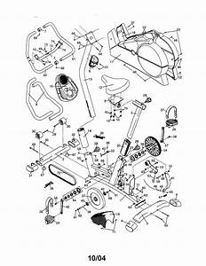 Proform Pfex17932 Exercise Cycle Parts