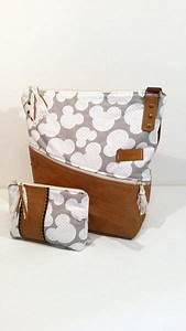 Retro Rucksack Selber Nähen : schultertaschen tasche xl wickeltasche bonny snappap und baumw ein designerst ck von ~ Orissabook.com Haus und Dekorationen