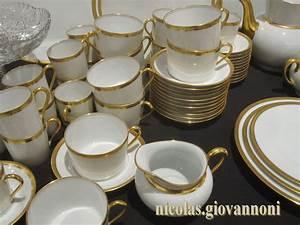 Service De Table Porcelaine : service de table georges boyer ~ Teatrodelosmanantiales.com Idées de Décoration