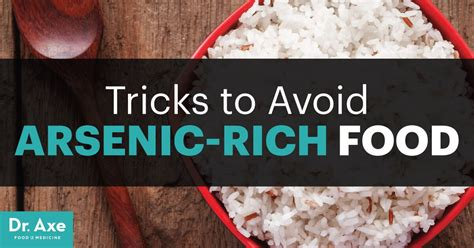Is Rice a Source of Arsenic Poisoning?