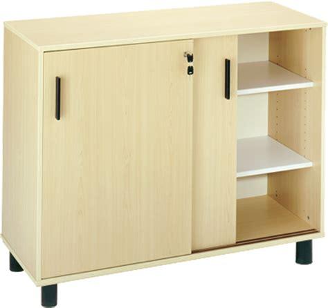 meuble bureau porte coulissante petit meuble porte coulissante