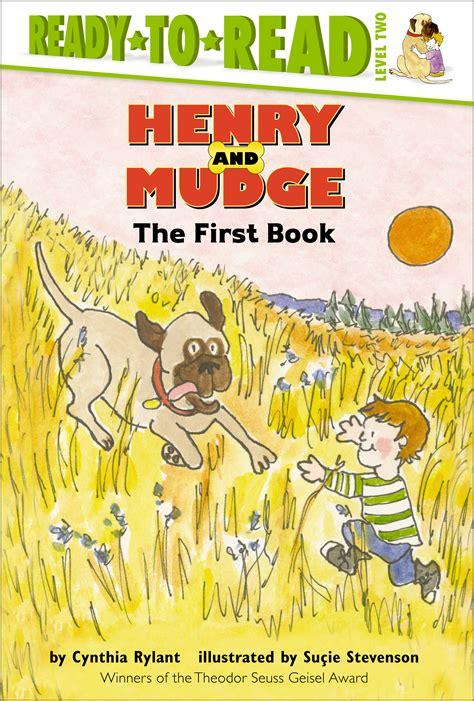 Henry And Mudge  Book By Cynthia Rylant, Suçie Stevenson