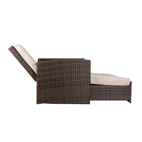 rattan chaise lounge outdoor 28 images walcut outdoor