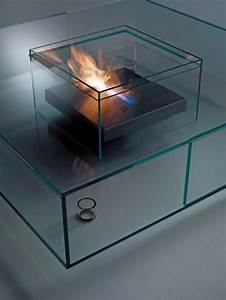 Spectacular, Seasons, All-glass, Coffee, Table