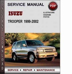 Automotive Service Manuals 2000 Isuzu Trooper User
