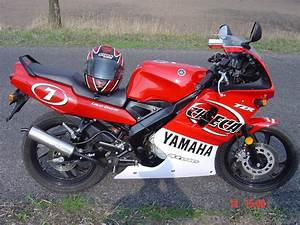 2001 Yamaha Tzr 50