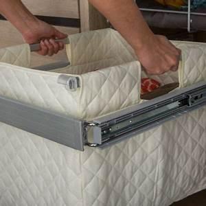 Panier Coulissant Dressing : panier linge 50 cm gris darwin castorama ~ Premium-room.com Idées de Décoration