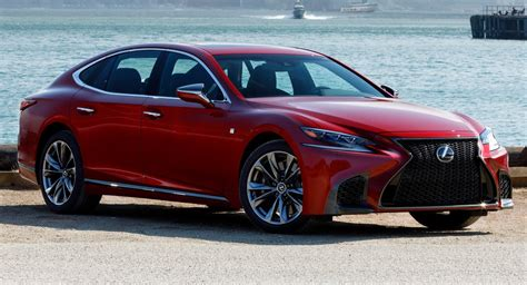 2019 Lexus Lss 2019 lexus ls launches in the u s priced cheaper than