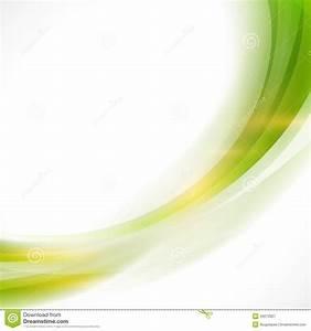 Fondo, Vector, Y, Ejemplo, Verdes, Lisos, Del, Flujo, De, La, Curva