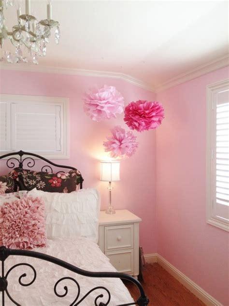 brown  pink dream room traditional bedroom san