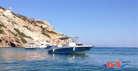 G3 Boats Greece by G3boats Northstar 1 1110x577 G3 Boats Paros