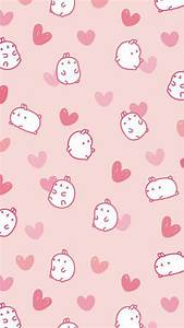 cute, pink, and wallpaper image | Wallpaper | Pinterest ...