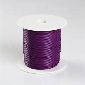 500ft Purplehigh Performance Primary Wire 22 Gauge With