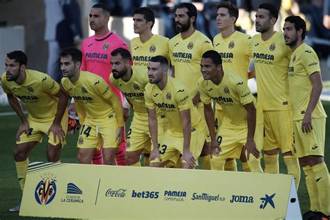Villarreal Squad Cost Limit - 20/21 - Villarreal USA