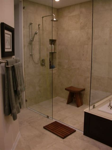 beautiful  threshold shower   home