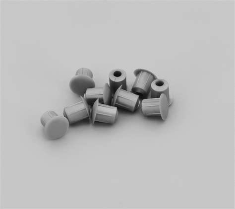 rigipsplatten 6 5 mm bohrloch abdeckkappe 5mm silber grau g 252 nstig bestellen