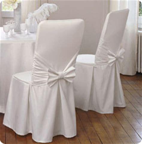 housse de chaise mariage tissu pas cher des housses en tissu pour les chaises déco tissus le