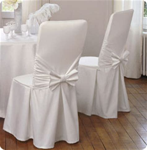 habillage chaise mariage habillage des chaises