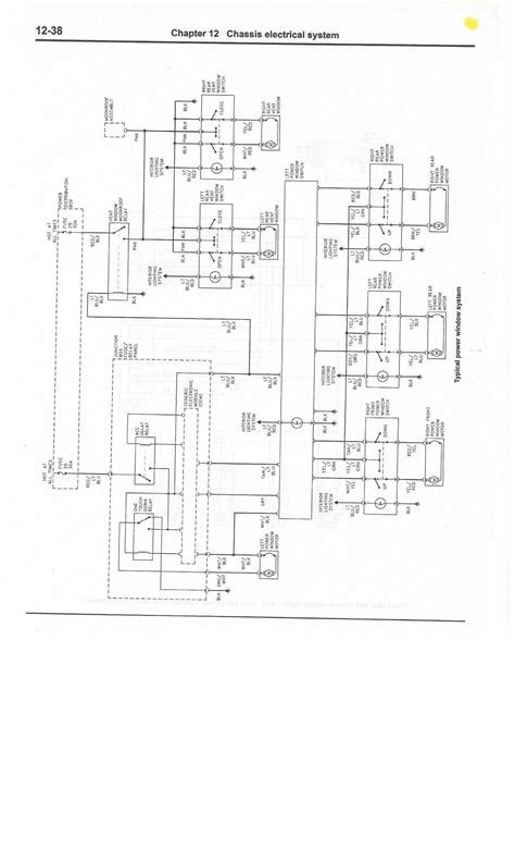 Power Window Wiring Diagram Ford Truck by Complete Excursion Wiring Diagrams So Far Ford Truck