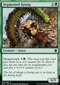 Magic The Gathering Insect Deck by Blah Insect Draft Limited Mtg Deck