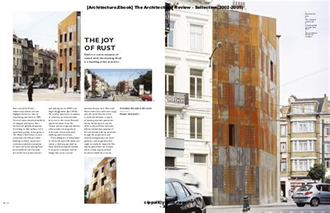 The Architectural Review (20022005)part 1