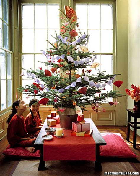 Decorating Japanese Ideas by Decorative Tree Ideas Home Designing
