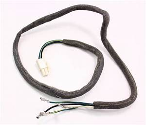 Subwoofer Wiring Harness Plug Sub Woofer Speaker Blaupunkt 98
