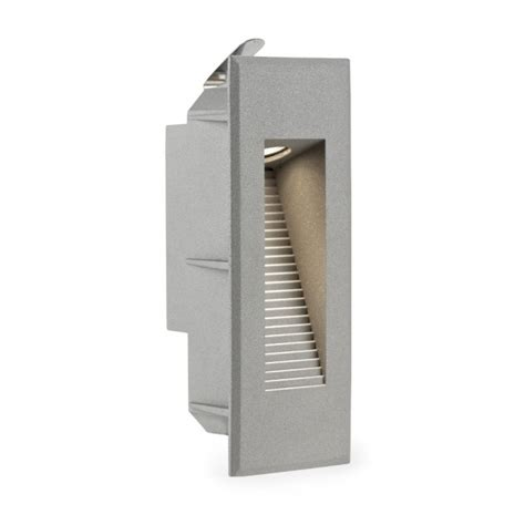 micenas 2 2w led outdoor recessed wall light 05 9758 34 37