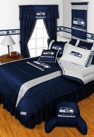 Seattle Seahawks Bettwäsche by Seahawks Decorations And Food Today S Every