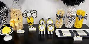 DIY Bumblebee Party Supplies - Kids Party Supplies
