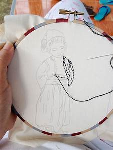 feeling stitchy: Handicraft for Girls: Doll Quilt Pt. 4